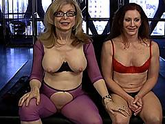 Nina Hartley,Catherine de Sade