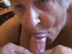 Cock worshipping from Grandma Libby as I make a meal of this BIG hard cock My bright red lipstick comes off all over the head and shaft  as I sucking and lick the shiny head and the 9 shaft You can see how much I love to worship a cock taking it deep into