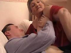 Mark is such a shy young man so come and see how Libby leads him gently into the art of  lovemaking  Taking him into her bedroom and slowly introducing him to the delights of her big soft breasts  This is the first part of over 50 minutes of delicious sed