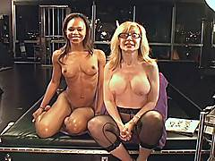 Marie Luv,Nina Hartley