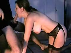 My master usually starts the lesson with rough deephtroat fuck and usually ends our games with deepthroat and cumshot Actually we both arent in gentle blowjob and fine licking The harder sex the more we enjoy it If you are also fan of hard facefuck just s