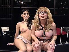 Nina Hartley,Joanna Angel