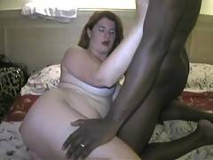 What a horny black guymy black loverwith a wonderful  big hard cockcum see me sucking and fucking this black toyhere the 4 Part cumming on my big titsCum and enjoy our horny actionKissesAngel