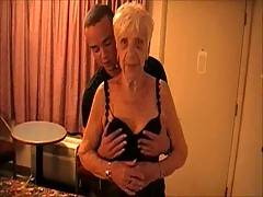 The Cougar Champion gets 89 year old Marg out of the nursing home for somedeep fucking  In this 3 part video youll see Granny Marge gag on cock youll see her pussy squirt and youll see her take a cum shot to the faceThere is no pussy like nursing home pus