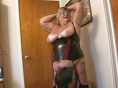 Pussy licking and cock sucking is the order of the day as this members big member gets hard and stiff  POV at its best