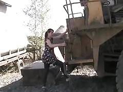 Cum and see my hot outdoor stripthe first warm daycum and watch me Kiss Angel XXX