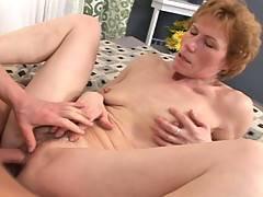 Nasty Mature Slut Enjoys Getting A Big Cock In Her Snatch