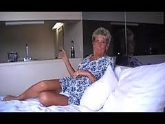 An interview with 76 year old Granny Shirley  This horny cock loving granny givesher thoughts on curved dicks what she wants to be when she grows up and talks abouther career in porn